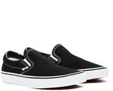 Vans Slip-On Plimsolls Black