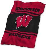 Ultrasoft Wisconsin Badgers Blanket