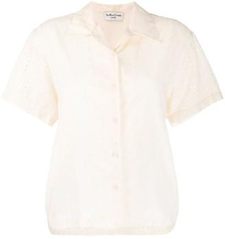 YMC Broderie Anglaise Shirt