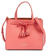 Kate Spade Hayes Street Isobel Leather Satchel - Red