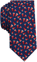 Bar III Men's Watermelon Conversational Skinny Tie, Created for Macy's