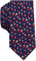 Bar III Men's Watermelon Conversational Skinny Tie, Created for Macy's