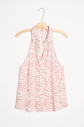Free People Josephine Printed Tank