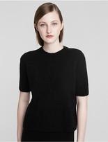 Calvin Klein Cashmere Bouclè T Shirt
