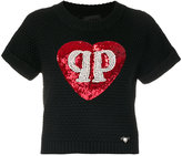 Philipp Plein Callah knitted top