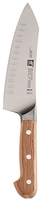 Zwilling J.A. Henckels Pro Rocking Stainless Steel Santoku Knife