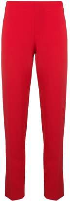 Antonio Berardi Mid-Rise Slim Trousers