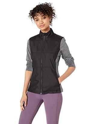Cutter & Buck Women's Moisture Wicking Drytec Stretch Knit Stealth Full Zip Jacket