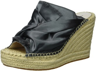Kenneth Cole New York Women's Odelle 2 Slip On Wedge Espadrille Sandal