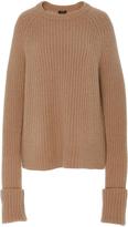 Joseph Pearl Ribbed Sweater