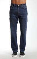 Mavi Jeans Matt Relaxed Straight Leg In Mid Comfort Move