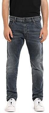 Diesel Slim Fit Krooley-t Sweat Jeans in Denim