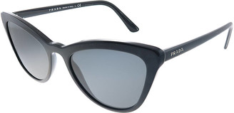 Prada Catwalk PR01VS Cat-Eye Womens Sunglasses