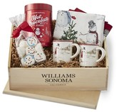 Williams-Sonoma Williams Sonoma Snowman Kids' Gift Crate