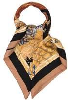 Hermes A Venise Silk Scarf