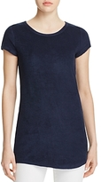 Majestic Filatures French Terry Tunic Tee