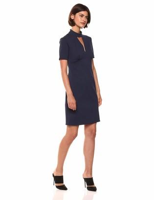 Trina Turk Trina Women's Camari Choker Neck Dress