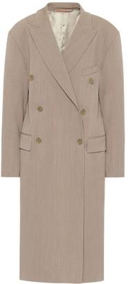 Acne Studios Wool-blend coat