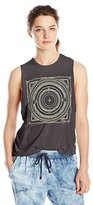 Roxy Junior's Muscle Tank Trace In Sand Tank Top