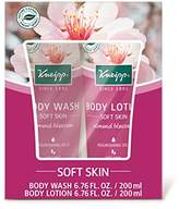 Kneipp Body Wash & Body Lotion Renew Set of 2, Almond Blossom