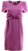 SEE BY CHLOÉ - Bow front dress