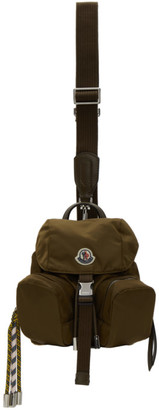 Moncler Green Mini Dauphine Backpack