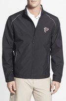 Cutter & Buck Men's 'Atlanta Falcons - Beacon' Weathertec Wind & Water Resistant Jacket