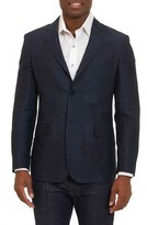Robert Graham Men's Varun Mix Weave Sport Coat