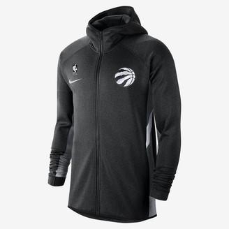 Nike Mens NBA Hoodie Toronto Raptors Therma Flex Showtime