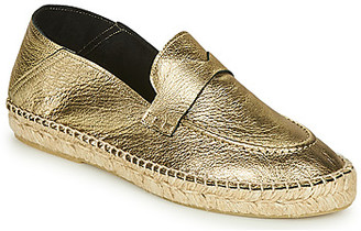 Pare Gabia VP LOAFER women's Loafers / Casual Shoes in Gold