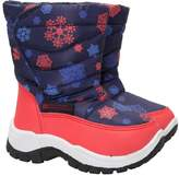Mountain Warehouse Caribou Printed Junior Snow Boots
