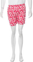 Richard James Floral Print Swim Shorts w/ Tags