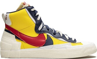 Nike x Sacai Blazer Mid hi-top sneakers