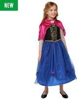 Disney Frozen Anna Fancy Dress Costume - 3-4 Years