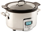 All-Clad SD710851 4 Quart Ceramic Insert Slow Cooker