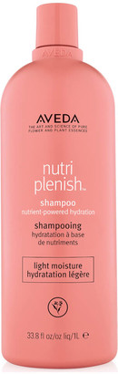 Aveda Nutriplenish Light Moisture Shampoo 1000ml (Worth 100.00)