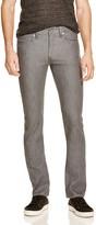 Naked & Famous Denim Skinny Guy Super Slim Fit Jeans in Grey