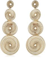 Rosantica Soffio Spiral Earrings