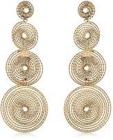 Rosantica Soffio Spiral Earrings