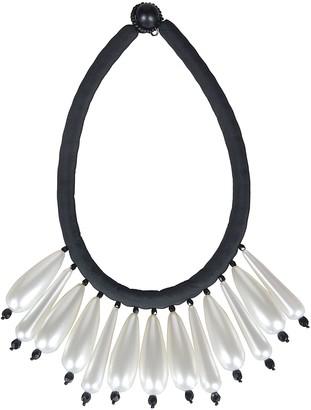Maria Calderara Teardrop Necklace