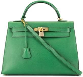 Hermes Pre-Owned Kelly 32 Sellier 2way bag