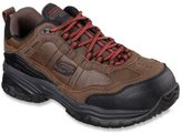 Skechers Men's Work Relaxed Fit Soft Stride Constructor II ST