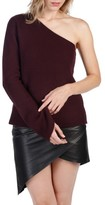 Paige Women's Rosie Hw X Hadlee One-Shoulder Sweater