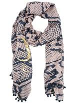 Juicy Couture Monaco Python Oblong