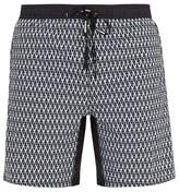 The Upside Ultra Majestic-print elasticated-waist shorts