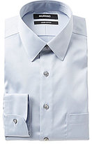 Murano Liquid Cotton Slim-Fit Point-Collar Solid Dress Shirt