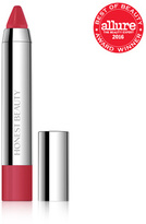 Honest Beauty Truly Kissable Lip Crayon - Demi Matte - Strawberry Kiss - Warm Red