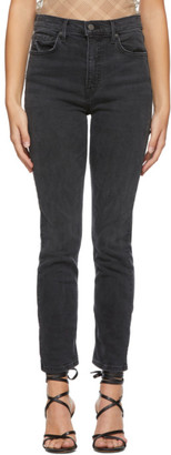GRLFRND Black Reed Jeans