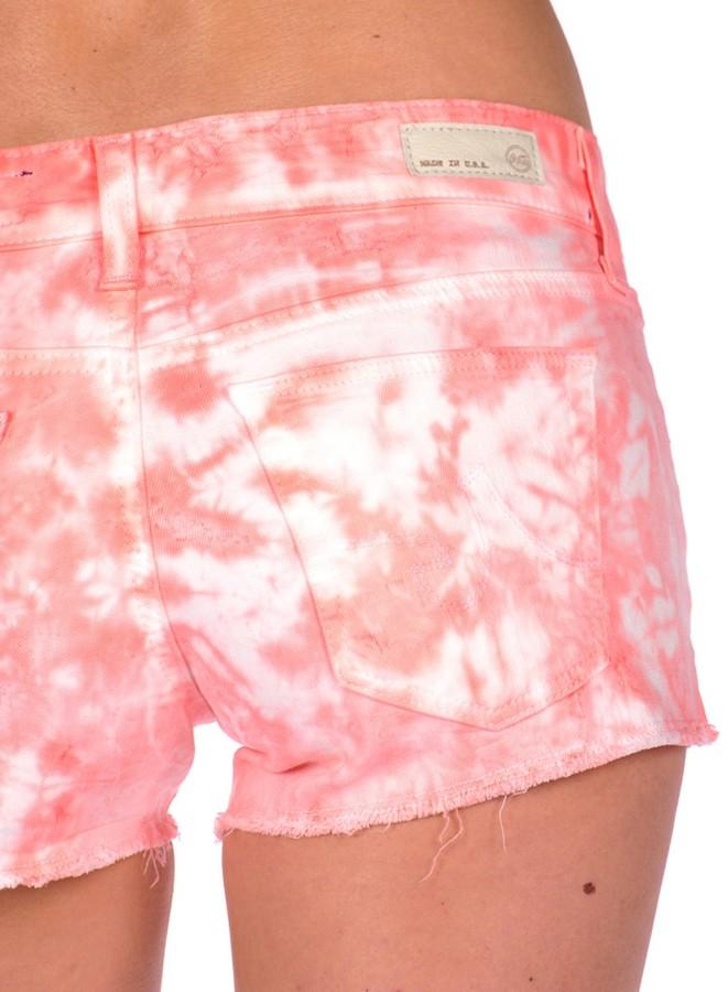 AG Jeans Tie Dye Daisy Short