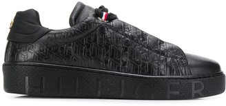 Tommy Hilfiger Cool Tommy embossed low-top sneakers